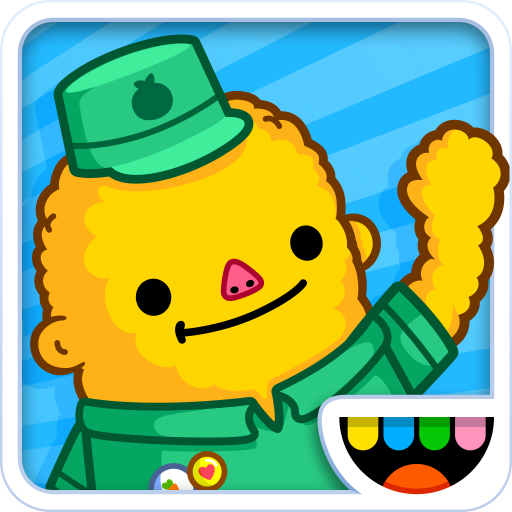 Toca Life: Town (app)