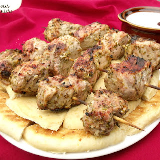 Pork Souvlaki Tenderloin Recipes
