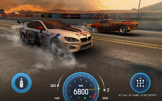 Nitro Nation Online APK screenshot thumbnail 5