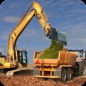 Sand Excavator Sim Truck 2016