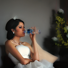 by Lay Sulaiman - Wedding Bride