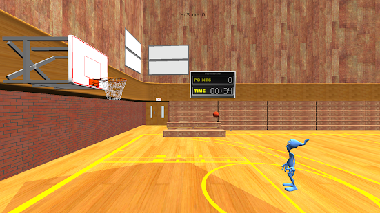 Free Throw Challenge - screenshot