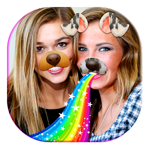 Dog Face Filters for Snapchat Icon