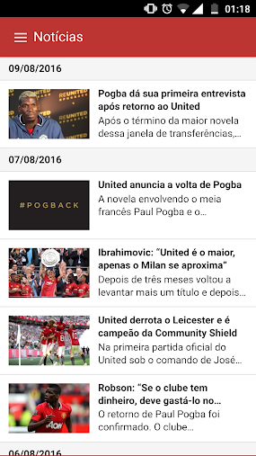 Manchester United BR APK