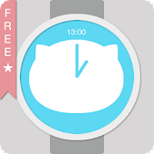 Download Meo Watch Face - Moto 360 APK on PC