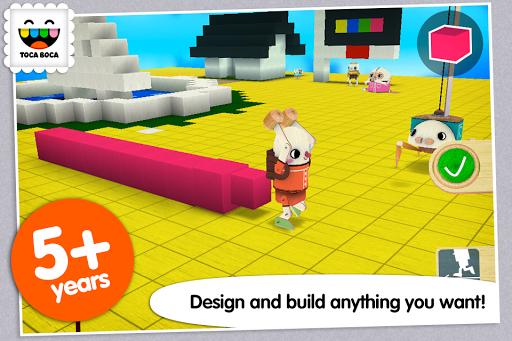 Toca Builders screenshot 1