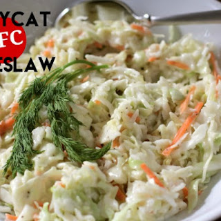 Bread And Butter Coleslaw Recipes