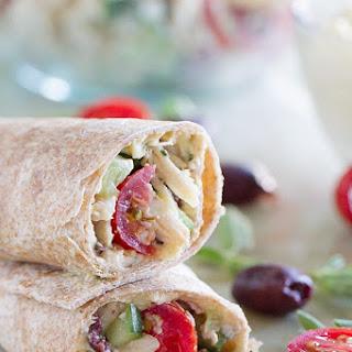 Greek Chicken Wrap Recipes
