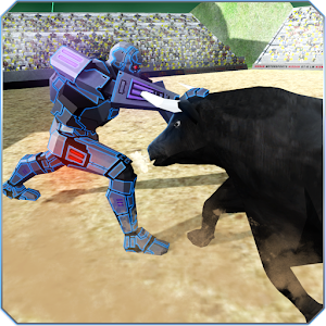 Battle Robot VS Angry Bull for PC-Windows 7,8,10 and Mac