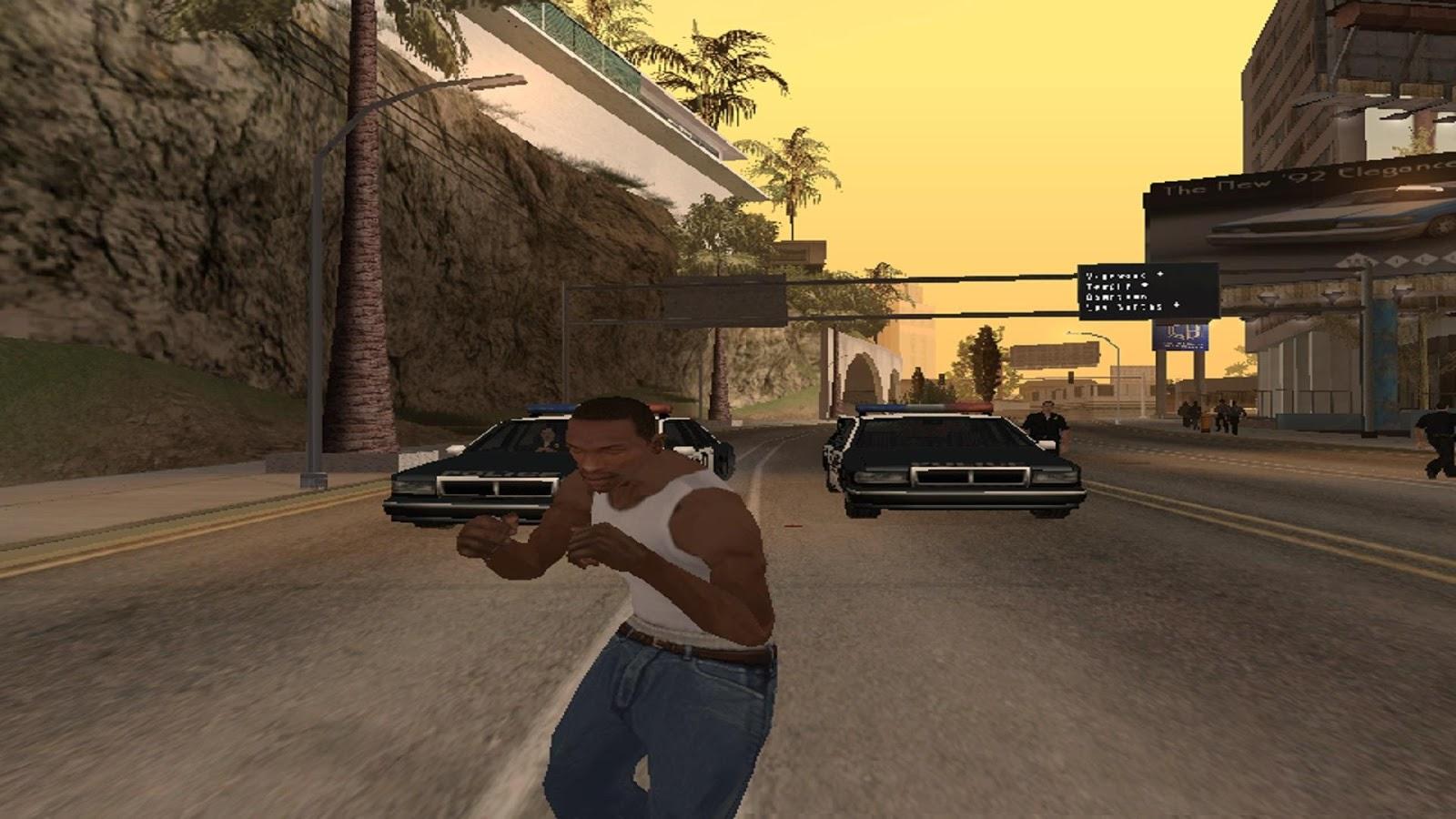 Grand Theft Scharfschütze: San Andreas android spiele download