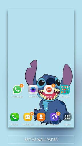 Stitch Wallpaper screenshot 5