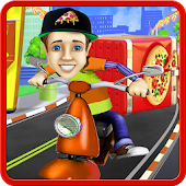 Pizza Delivery Boy && Cooking APK for Bluestacks