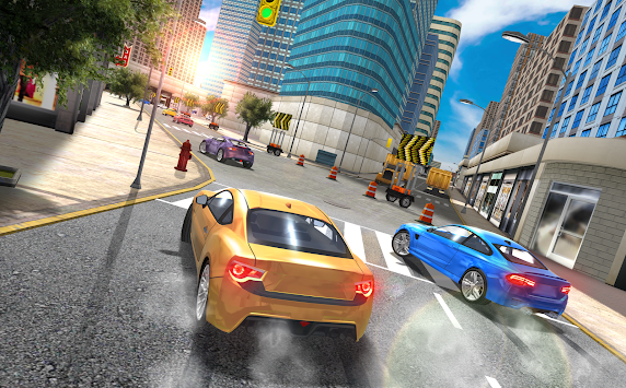 Car Driving Simulator Drift By AxesInMotion Racing APK screenshot thumbnail 4