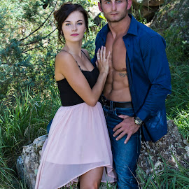 Modeling by Dave Zuhr - People Couples ( models, sexy, girl, guy, fitness, d_zuhr, dzuhr )
