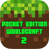 WorldCraft 2 : Pocket Edition  for Android