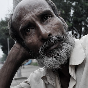 by Sabir Maruf - People Portraits of Men