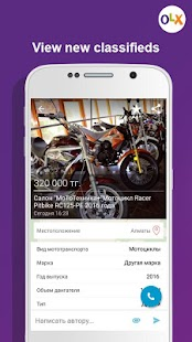 Download Android App OLX Classifieds of Kazakhstan for Samsung