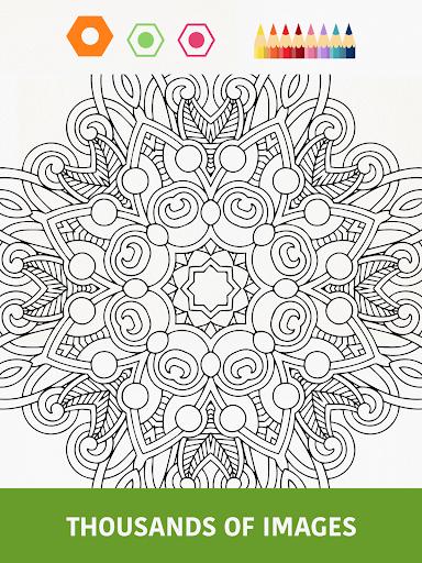 Colorfy - Coloring Book - screenshot