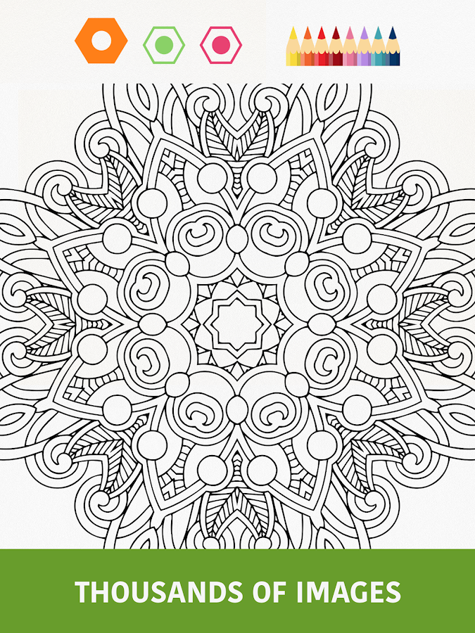 Colorfy - Coloring Book Free Screenshot 2