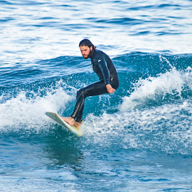Surfing2 by Mark Holden - Sports & Fitness Surfing
