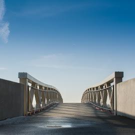 Bridge Tremelo Belgium by Philip Phillou - Buildings & Architecture Bridges & Suspended Structures