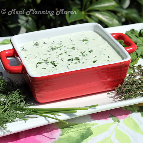 Herbed Buttermilk Dressing