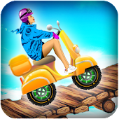 Racing Game Hill Bike Free APK for Blackberry