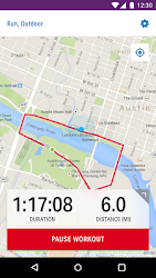 Map My Walk+ GPS Pedometer 17.7.0 APK 1