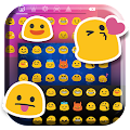 Emoji Best keyboard APK for Bluestacks