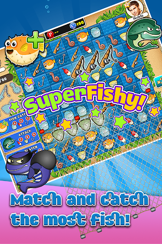 android Fishing Duels Screenshot 1