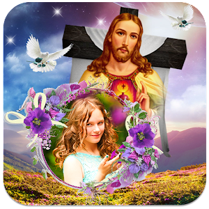 Download Jesus Photo Frames For PC Windows and Mac