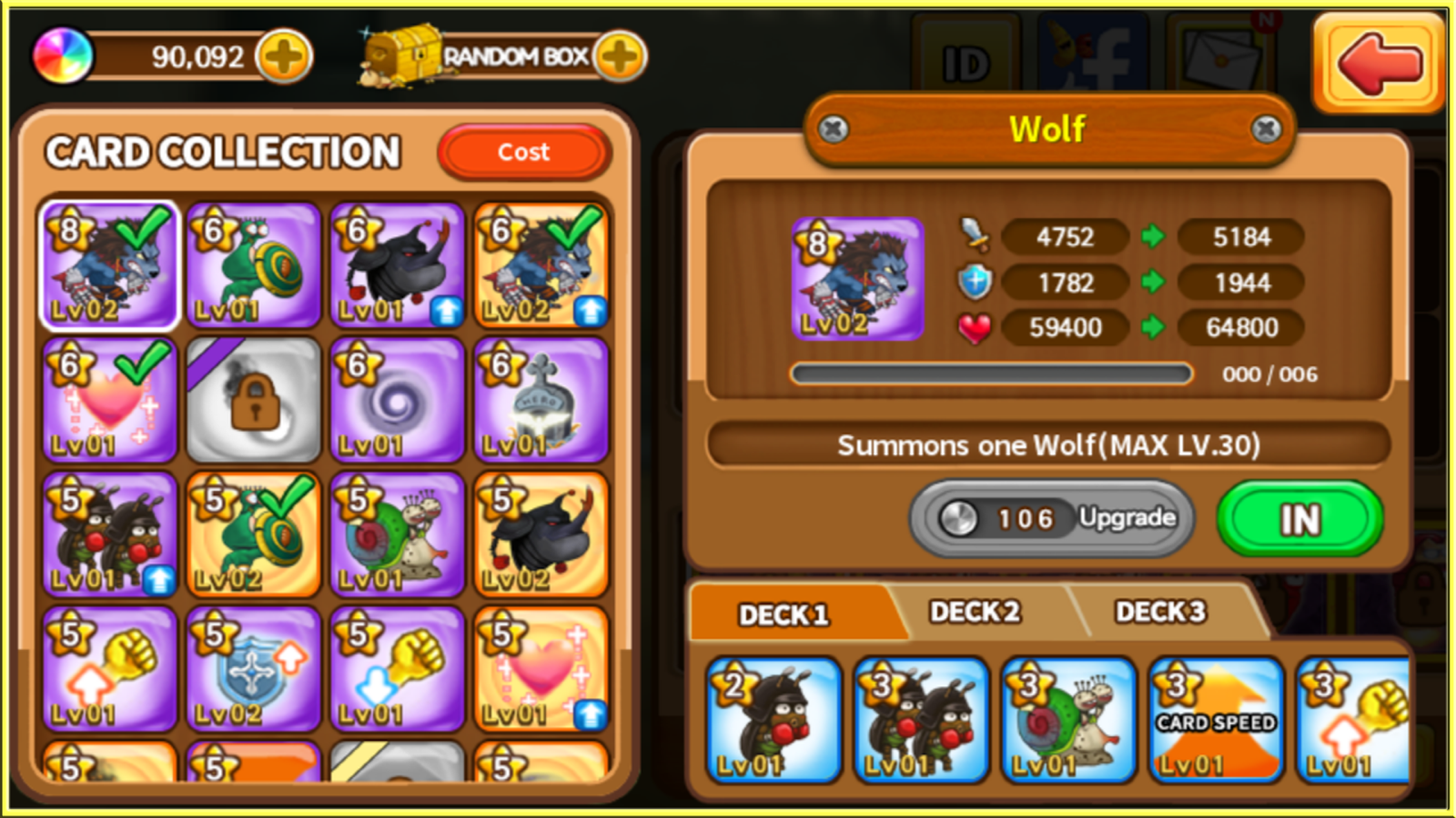 Larva Heroes : PVP Online Screenshot 4
