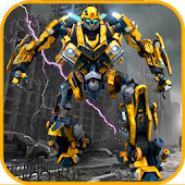APK Game Real Robots War Steel Fighting for iOS