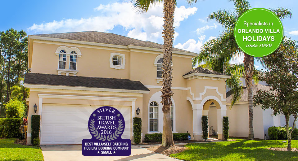 Specialists in Orlando villa holidays since 1999