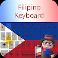 Filipino Keyboard 2018: Philippines Typing Keypad