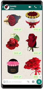 New Roses Stickers 2020 🌹 WAStickerApps Roses for pc