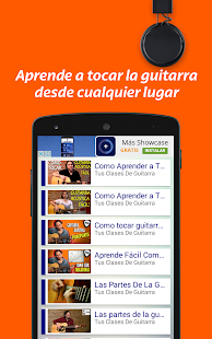 Aprender a tocar guitarra - screenshot