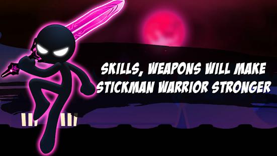 Urban Stickman Legends - Verrückter Straßenkampf android spiele download