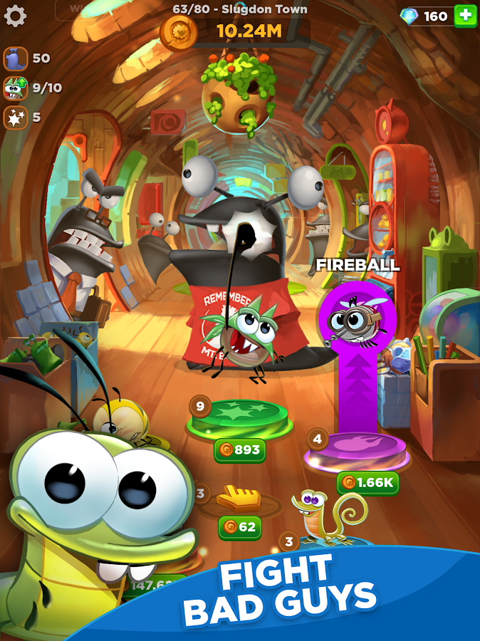 Best Fiends Forever Screenshot 6