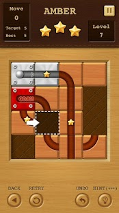 Unblock Ball: move & slide
