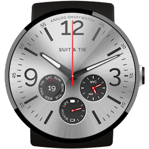 Suit & Tie Premium Watch Face