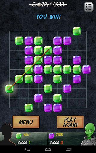 Gomoku - screenshot