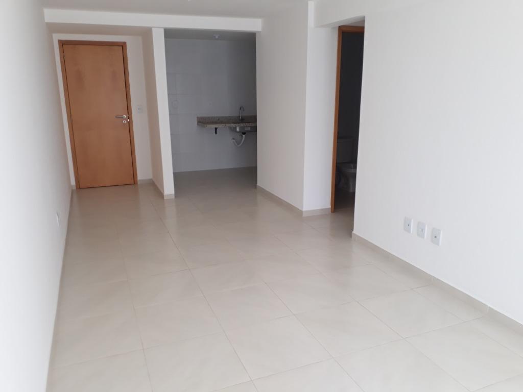 Apartamento com 2 dormitórios para alugar, 58 m² por R$ 1.150/mês - Cabo Branco - João Pessoa/PB