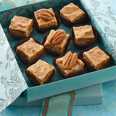 Praline Pecan Fudge