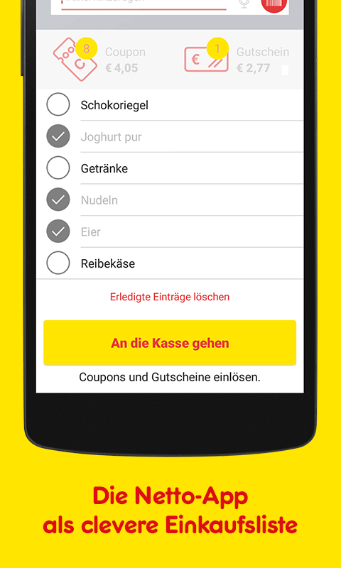 Netto App - Angebote & Coupons Screenshot 3
