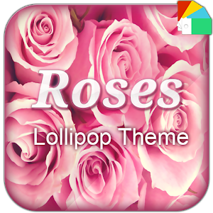 Roses XperiaN Lollipop Theme