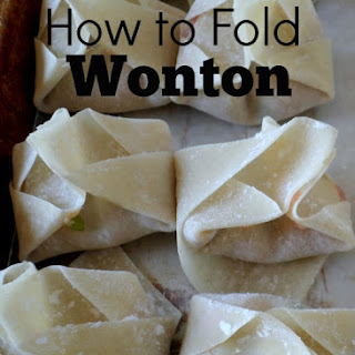 How to Make Wonton