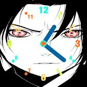 App Sasuke Uchida Clock Widget APK for Windows Phone
