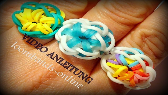 Rainbow Loom Tutorials - screenshot