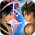 Power Level Warrior APK for Bluestacks